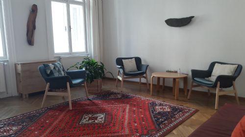 Praxisraum für Einzel- oder Gruppensetting mieten 1070 Wien