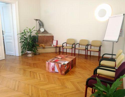 Gruppenraum für Supervision, Seminare und Coaching mieten 1070 Wien